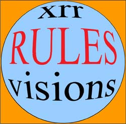 XRR Visions RULES Button4